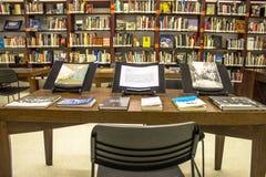 Öffentliche Bibliothek Mario de Andrade Stockfoto