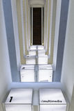 Öffentliche Bibliothek von Amsterdam Lizenzfreies Stockfoto