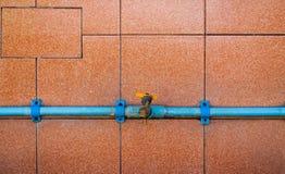 Öffentliche Einrichtungen im Badezimmer stockfotografie