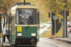 Öffentliche Transportmittel Lizenzfreie Stockfotografie