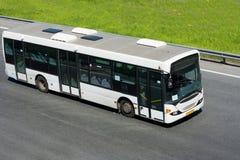 Öffentliche Transportmittel der Stadt Stockbild