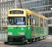 Öffentliche Transportmittel Helsinkis lizenzfreie stockfotos