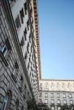 Öffentliches Gebäude in Sofia Stockfotografie