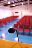 Öffentliches Sprechen stockbilder