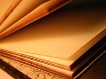 Öffnen Sie Andenkenbuch II lizenzfreie stockbilder