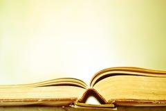 Öffnen Sie Bücher Lizenzfreies Stockfoto