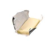 Öffnen Sie Block von Butter Lizenzfreies Stockfoto