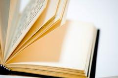 Öffnen Sie Buch Lizenzfreies Stockfoto