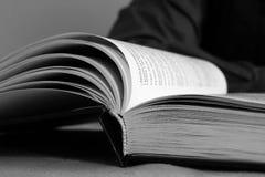 Öffnen Sie Buch Stockbilder