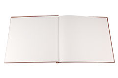 Öffnen Sie Buch Stockbild