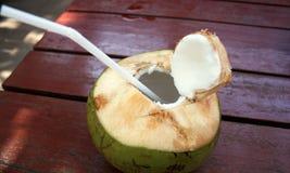 Öffnen Sie Cocos stockbilder