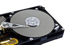 Öffnen Sie Festplatte lizenzfreie stockfotos