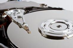 Öffnen Sie Festplattenlaufwerk lizenzfreies stockbild