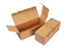 Öffnen Sie Kasten lizenzfreie stockbilder