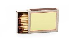 Öffnen Sie Kasten Abgleichungen Lizenzfreies Stockfoto