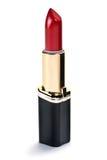 Öffnen Sie Lippenstift lizenzfreie stockbilder