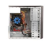 Öffnen Sie PC-Computerkasten Lizenzfreie Stockfotos