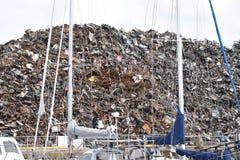 Öffnen Sie Schrottplatz in Galway Lizenzfreie Stockbilder