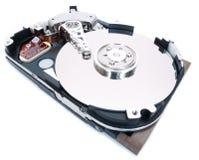 Öffnen Sie vollständiges Festplattenlaufwerk Lizenzfreie Stockbilder