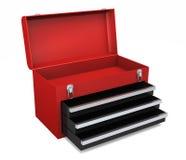 Öffnen Sie Werkzeugkasten Lizenzfreies Stockfoto