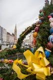 Öffnung von Ostern-Brunnen in Neuöetting Lizenzfreies Stockbild