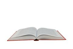 Öffnungsbuch Lizenzfreies Stockbild