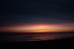 Öga av soluppgången Fotografering för Bildbyråer