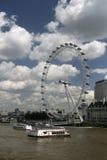 öga london royaltyfri bild