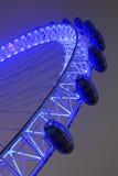 öga london Arkivbild