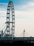 öga london Arkivfoton