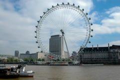öga london Arkivbilder