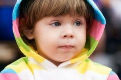 öga som håller mammyen fotografering för bildbyråer