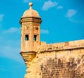 Ögat & örat Vedette i Malta Royaltyfria Bilder