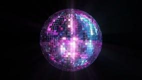 Ögla för diskospegelboll