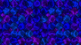 Ögla för mosaik för plasmaelektricitetsabstrakt begrepp sömlös arkivfilmer