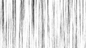 Öglasanimering av komiska hastighetslinjer Manga Frame Style överrrakning vektor illustrationer