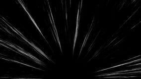 Öglasanimering av komiska hastighetslinjer Manga Frame Style överrrakning stock illustrationer