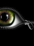 ögon öppnar ditt Arkivfoton