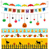 ögon allvarliga halloween för element för slagträblackdesignen inkluderar häxan för taranteln för pumpa för stålarlykta o Royaltyfri Foto