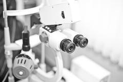 Ögon- laser-system arkivbild