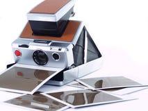 Ögonblicklig kamera Arkivfoto