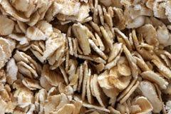 ögonblicklig oatmeal Arkivbild