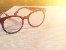 Ögonexponeringsglas 5 arkivbild