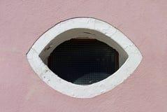 Ögonfönstret Arkivbilder