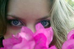 ögonkast Royaltyfria Bilder