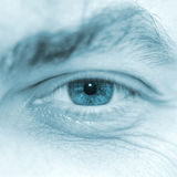 ögonman Arkivfoto