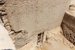 Öken av Egypten Arkivbilder
