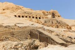 Öken av Egypten Fotografering för Bildbyråer