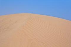 Öken eller Sahara Royaltyfria Foton