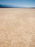 öken torkad jord Royaltyfria Bilder